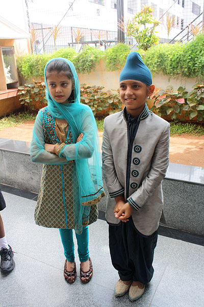 A Child's India - Clothes